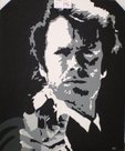 schilderij-Clint-Eastwood-Dirty-Harry