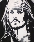 schilderij--Johnny-Depp-as-Jack-Sparrow
