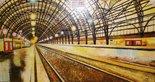 Milaan-station-schilderij