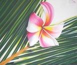 A-schilderij-bloem