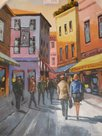 streetlife-schilderij