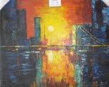 City-skyline-painting-schilderij
