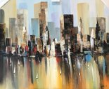 city-skyline-schilderij-painting