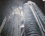 Petronas-Towers-Kuala-Lumpur-schilderij